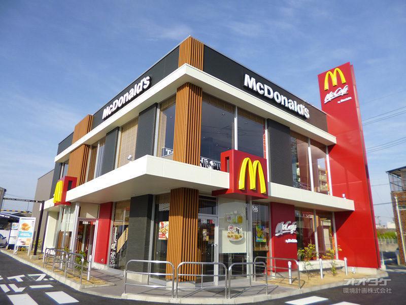 マクドナルド 23号浜田町店
