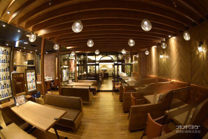 OSLO COFFEE 栄店 客席2
