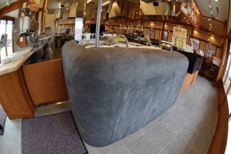 丸亀製麺 大宮西店 厨房