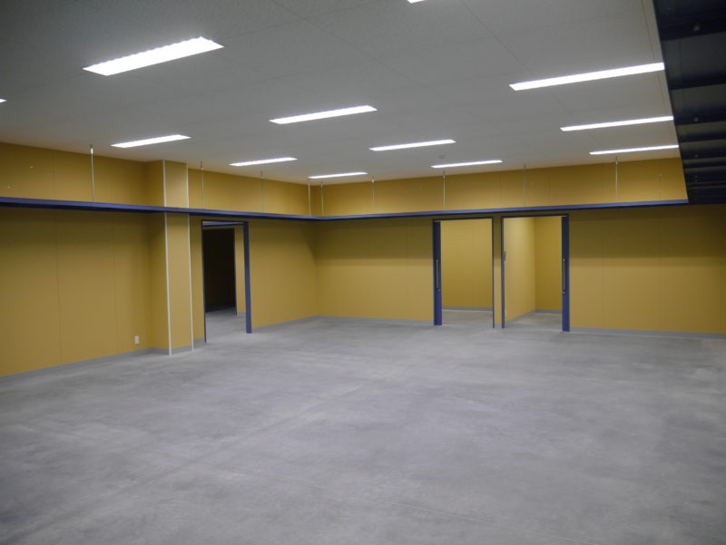 ダスキン関稲口支店 カーゴステーション
