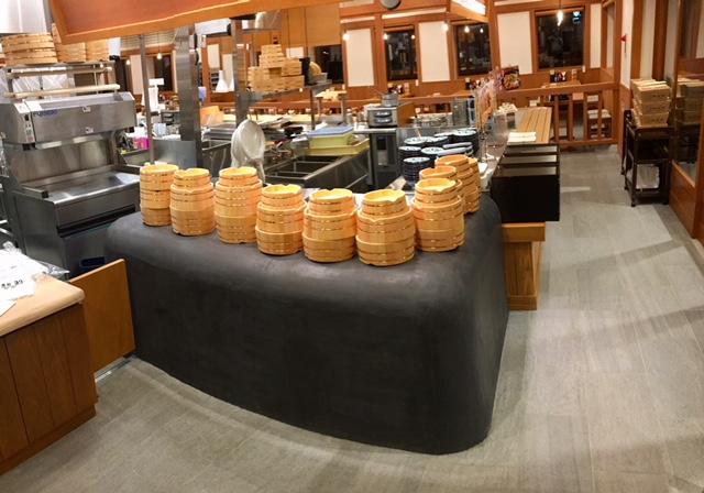 丸亀製麺 厚木店 厨房