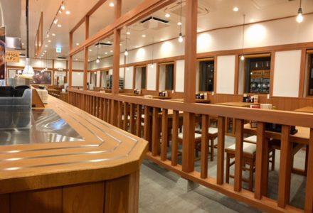 丸亀製麺 厚木店 客席2